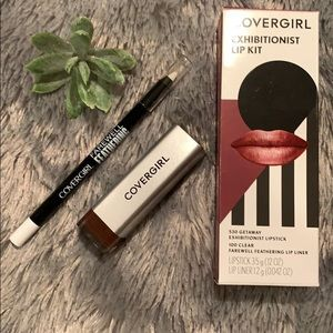 Covergirl Exhibitionist Lip Kit - 530 Getaway New